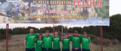 Portugalija. Feederio pasaulio čempionatas 2017 4treniruotė