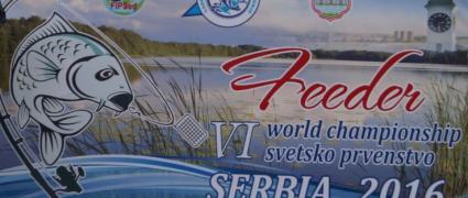 Feederio Pasaulio čempionatas SERBIJA 2016
