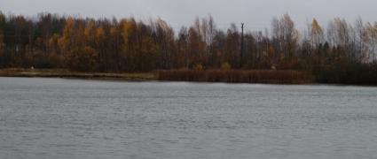 Žvejyba šaltame vandenyje